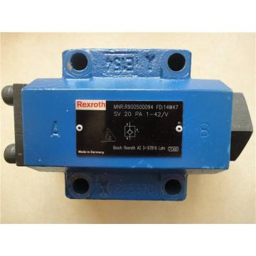 REXROTH 4WE 6 T6X/EG24N9K4 R900934414 Directional spool valves