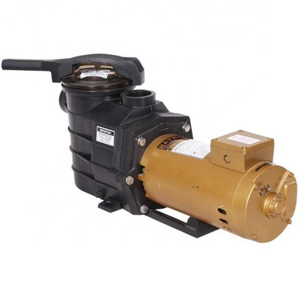 REXROTH PVQ4-1X/122RA-15DMC Vane pump #2 image