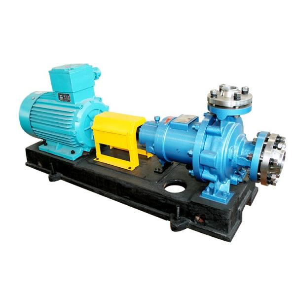REXROTH R961002441 WELLE PVV/PVQ 5-1X/A+LAGER Vane pump #2 image