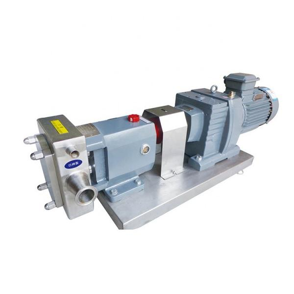 REXROTH PVQ41-1X/122-036RA15DDMC Vane pump #2 image