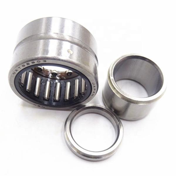 1.181 Inch | 30 Millimeter x 2.835 Inch | 72 Millimeter x 1.189 Inch | 30.2 Millimeter  CONSOLIDATED BEARING 5306 B  Angular Contact Ball Bearings #1 image