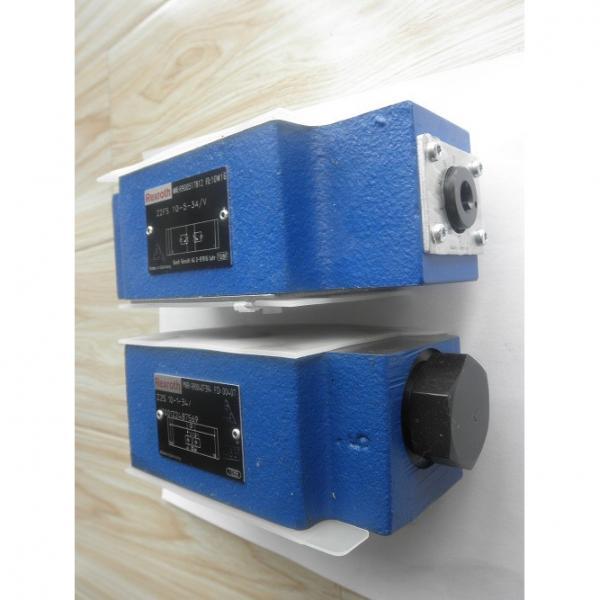 REXROTH DBW 10 B2-5X/315-6EG24N9K4 R900906285 Pressure relief valve #2 image