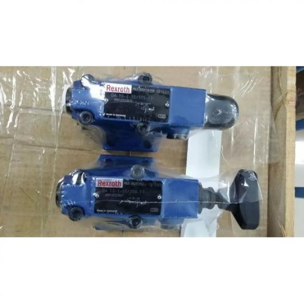 REXROTH DBW 10 B2-5X/100-6EG24N9K4 R900906650 Pressure relief valve #2 image
