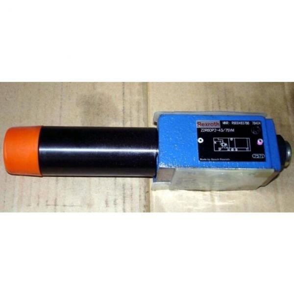 REXROTH Z2DB 6 VD2-4X/50V R900421937 Pressure relief valve #2 image