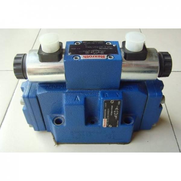 REXROTH 4WE 6 WA6X/EG24N9K4 R900552338 Directional spool valves #2 image