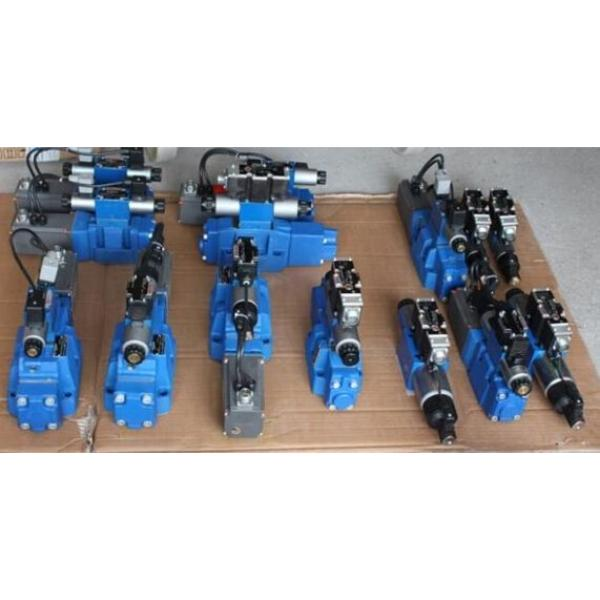 REXROTH 3WE 10 B3X/CG24N9K4 R900594429 Directional spool valves #2 image