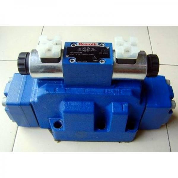 REXROTH 4WE 6 M6X/EG24N9K4 R900577475 Directional spool valves #1 image