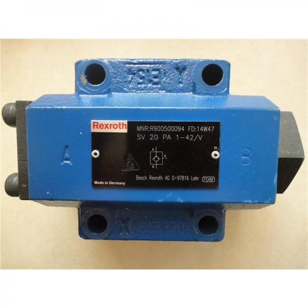 REXROTH 4WMM 6 H5X/ R900467370 Directional spool valves #1 image
