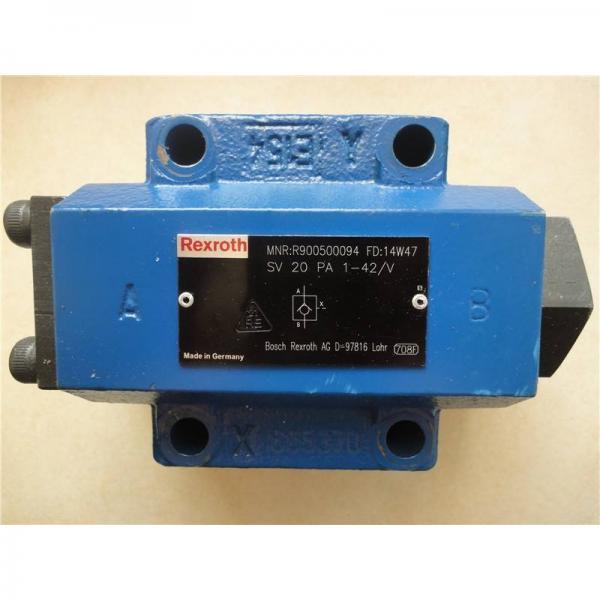 REXROTH MK 15 G1X/V R900423326 Throttle check valves #2 image