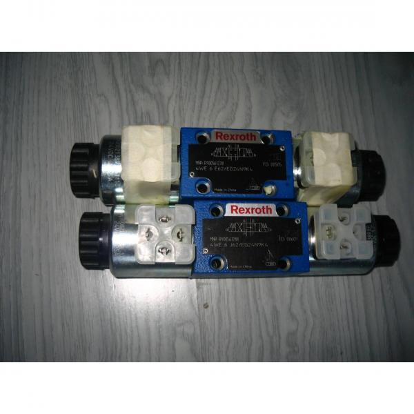 REXROTH 3WE 6 B6X/EW230N9K4 R900915674 Directional spool valves #1 image